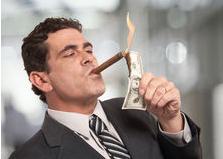 geld-zigarre